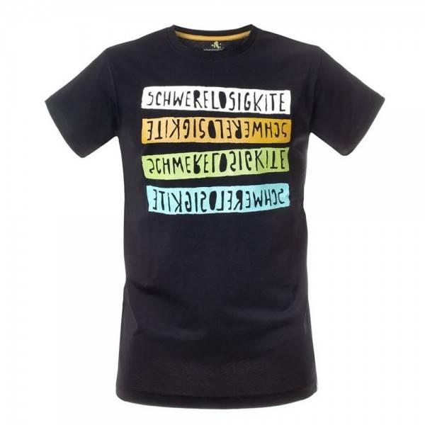 Schwerelosigkite Men Shirt Spiegel