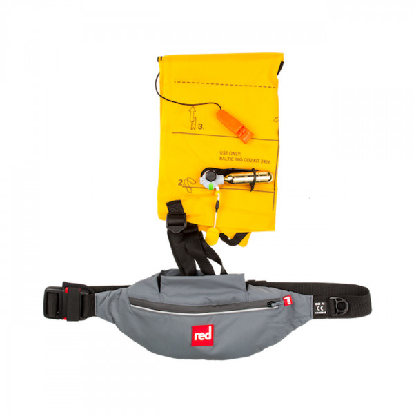 Red Paddle Compact Airbelt Personal Floating Device