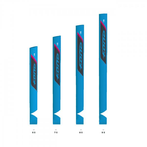 F-One Alu Mast inkl. Adapter + Titanium Fuß 2020